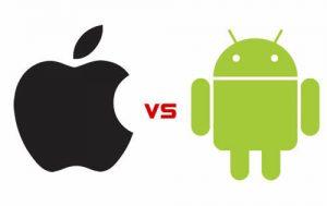 中英双语新闻:使用iPhone的人要比安卓用户更聪明?