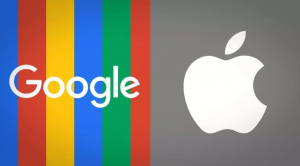 What did Google rely on to beat Apple's Siri?