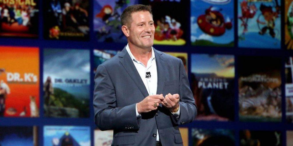 迪士尼高管将出任「Tiktok」新CEO