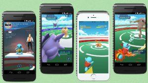 在家里也可以玩Pokemon Go了