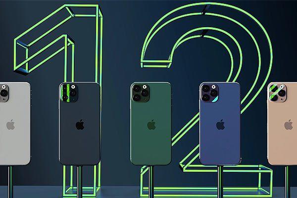 苹果的iPhone 12, iPhone 12 Mini可能会在10月13日发布