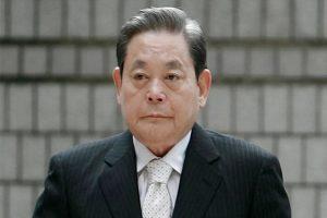三星董事长李健熙在首尔医院去世,享年78岁