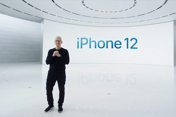 第一代5G iPhone 12发布后,苹果股价下跌超过3%
