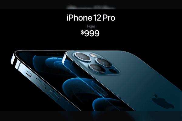 苹果将推出iPhone 12 Pro和iPhone 12 Pro Max