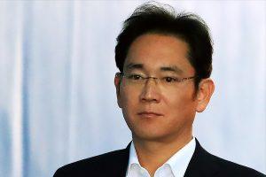 三星(Samsung)副董事长李在荣(Lee Jae-young)将成为韩国最富有的股东