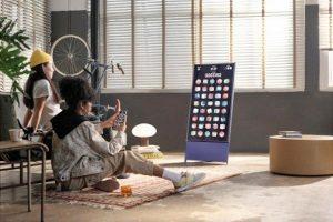 三星Sero旋转电视售价12.5万卢比