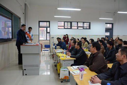Parent's speech for the next semester of the class(家长会班级的演讲)