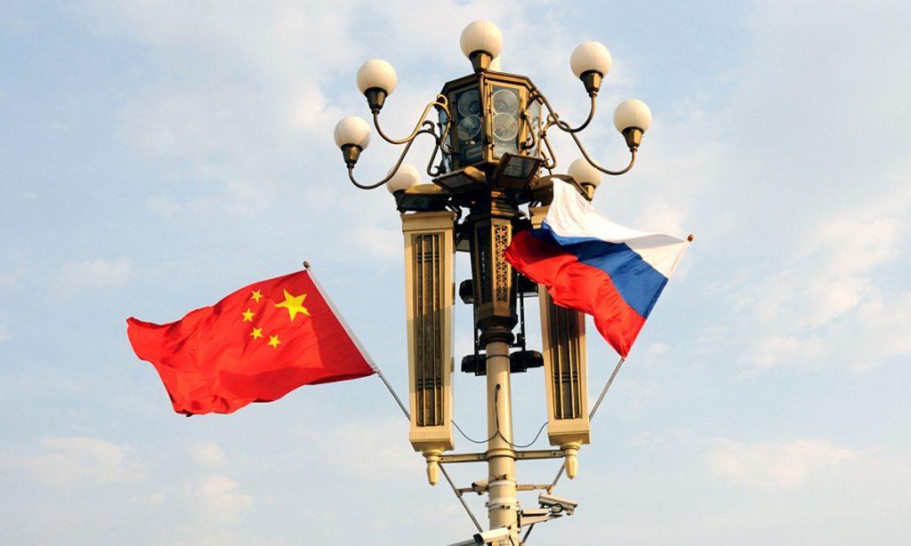 中俄领导人互致新年贺词