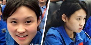 中国最年轻女性火箭指挥官——周承钰