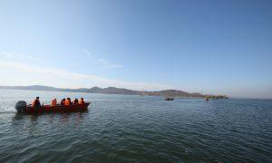中国青海湖将开始新的10年禁渔令