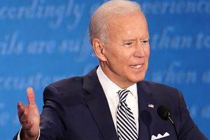 乔·拜登赢得多数选举人票,确认当选美国总统