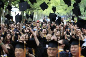 教育部:80%的中国留学生在海外毕业后回国
