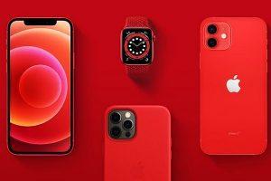 1分钟短篇英语新闻:苹果将捐出红色iPhone销售利润至6月,以抗击Covid-19