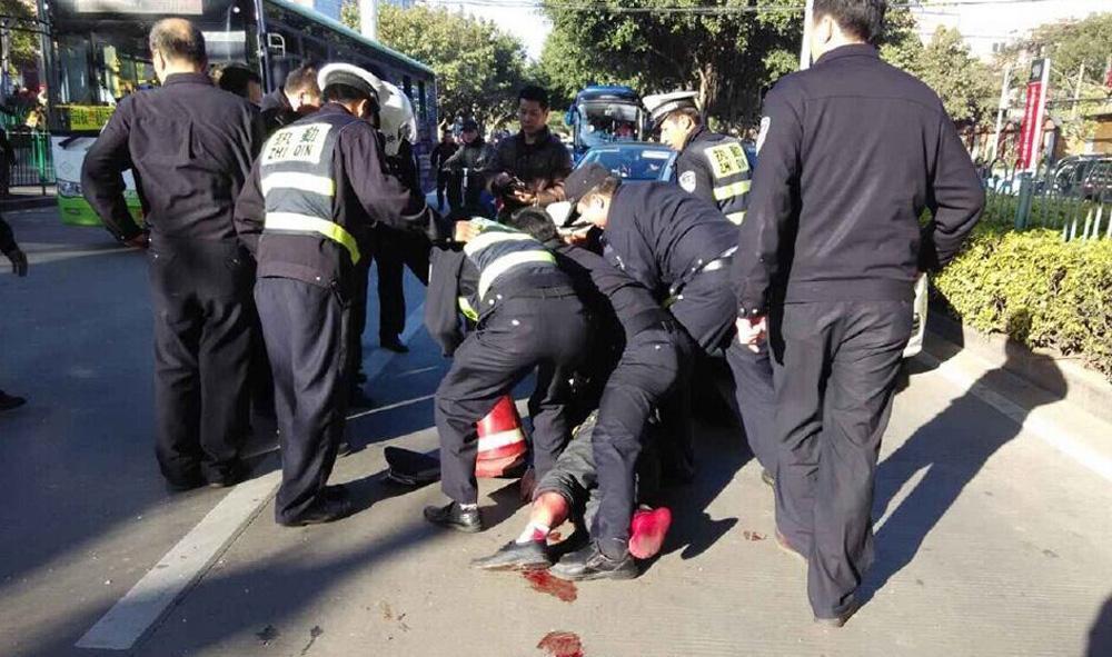 中国东北辽宁省发生持刀袭击,7人死亡