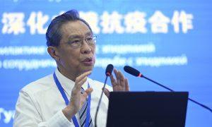 中国流行病学专家钟南山警告,新冠肺炎应通过环境传播给人类