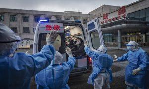 去年11月上海爆发的最新一例COVID-19患者已出院