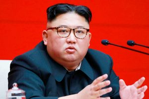 朝鲜领导人金正恩有史以来第一次承认错误