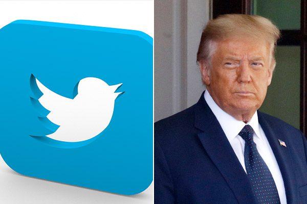 Twitter永久禁止美国总统唐纳德·特朗普的帐户后,其股价暴跌