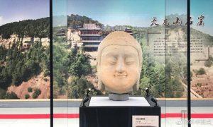 中国寻回丢失一个世纪的佛像