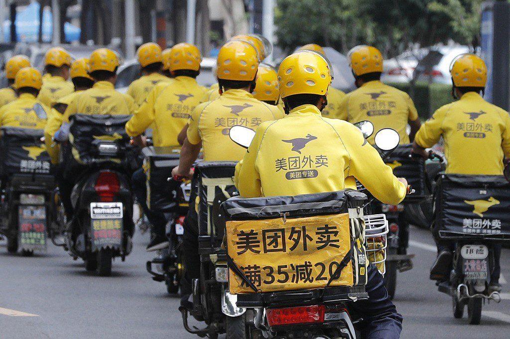疫情爆发,中国外卖行业竞争日趋白热化