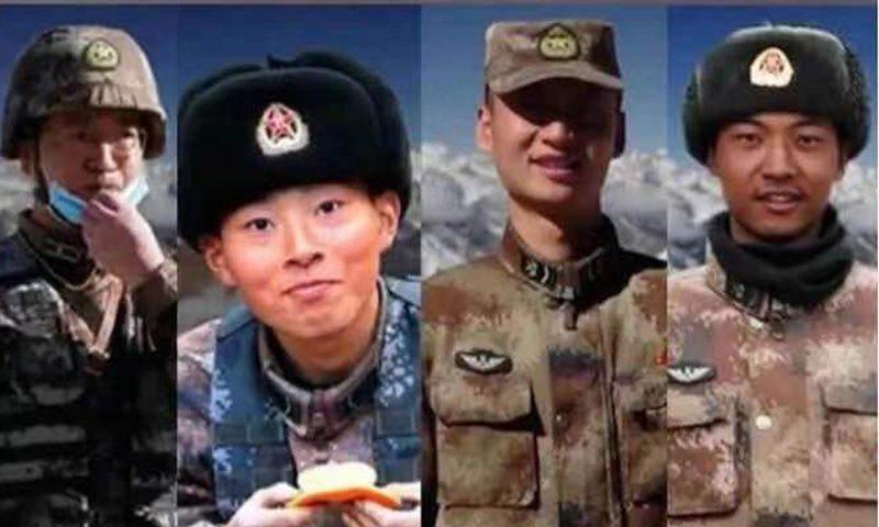 边境冲突中阵亡英雄的家属接受慰问和赔偿