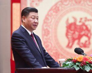 习近平向所有中国人致以春节问候