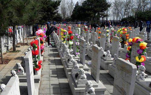 全国人大代表呼吁限制过于昂贵的墓地