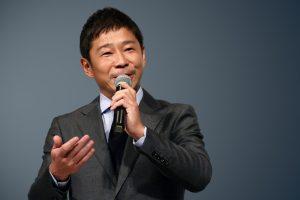 日本亿万富翁宣布招募登陆月球参与者