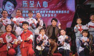 随着新冠肺炎疫情限制放宽,钢琴家朗朗开启了15个城市的中国巡演