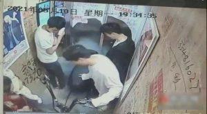 电动车电梯内燃爆致5人中重度烧伤,其中1婴儿有生命危险!