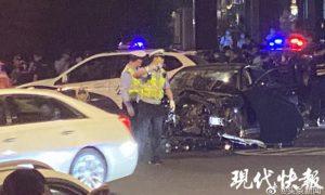 南京男子驾车撞人并持刀捅人:已是前妻、离了婚还不放过