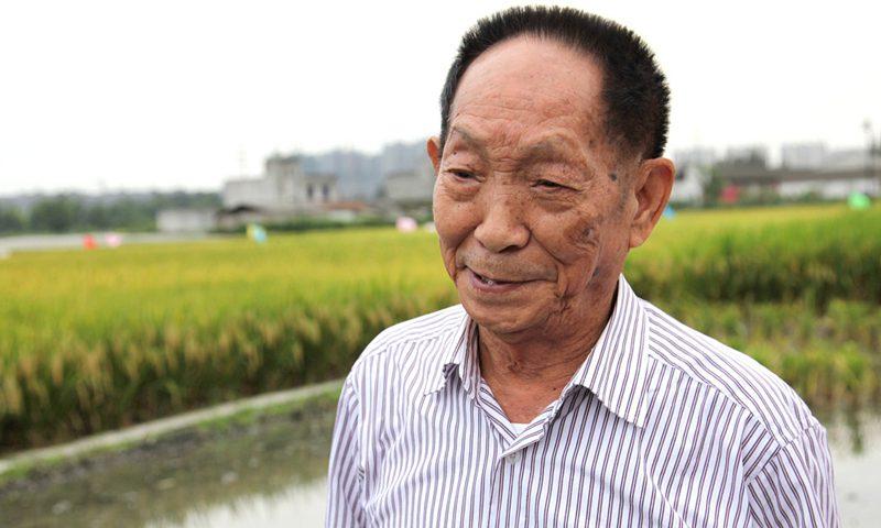"""""""杂交水稻之父""""袁隆平去世,享年91岁"""