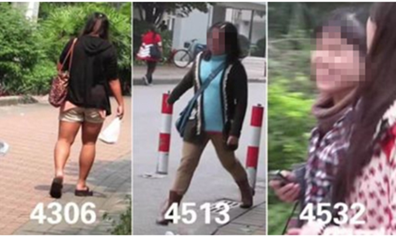 上海一展览作品《校花》偷拍5000名女生,还按长相排名?立即停办