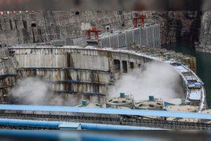 中国现在拥有世界上第二大水电站