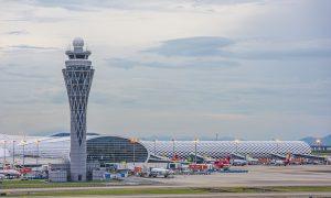 深圳宝安国际机场逐步恢复国内客运航班