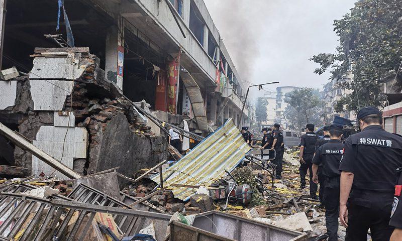 湖北发生燃气爆炸,已经造成12人死亡,138人受伤,救援还在继续