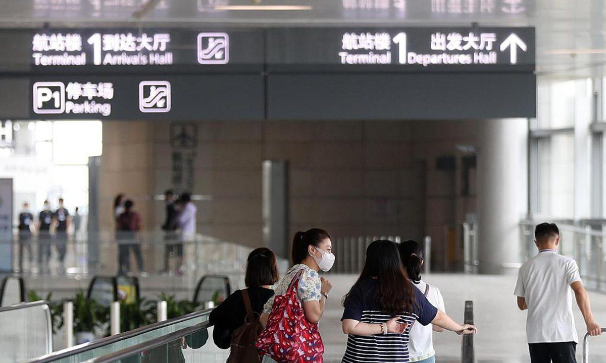 南京疫情源头:俄罗斯入境航班