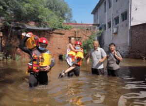 快讯:河南洪灾死亡人数升至69人,5人失踪