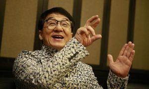 成龙表示愿意加入中国共产党