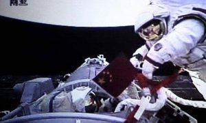 """""""我们已经做好了牺牲的准备"""":中国宇航员回顾中国13年前的首次太空行走"""