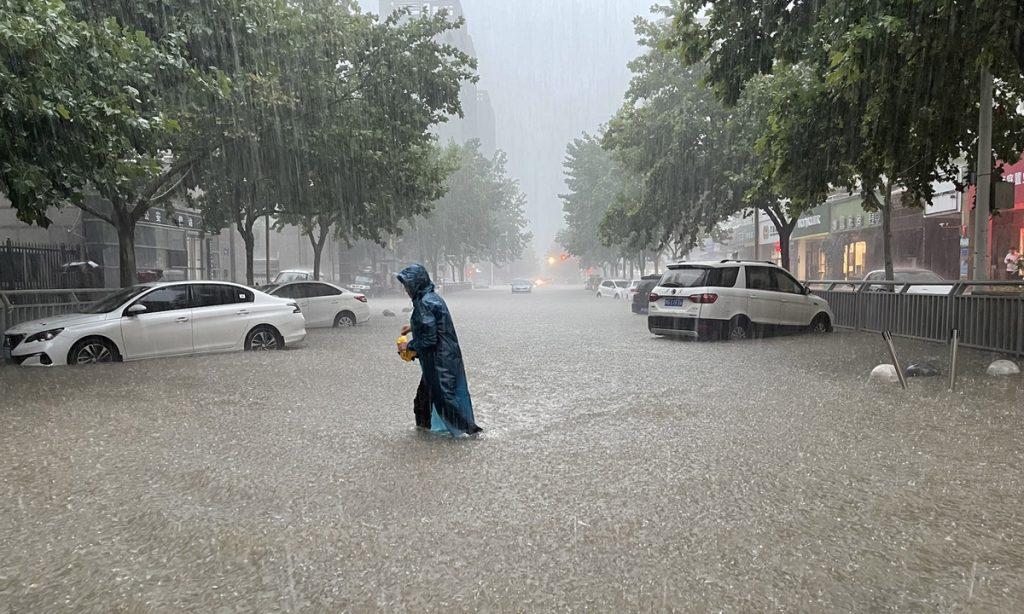 河南最新通报:暴雨已致69人遇难、5人失踪