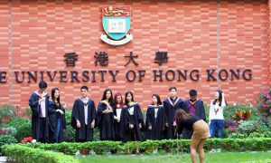 许多人谴责香港大学学生组织竟歌颂并鼓吹悼念袭警凶徒