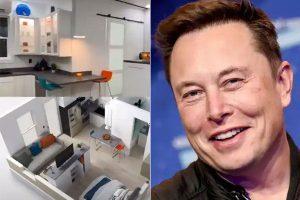伊隆·马斯克卖掉了6座加州豪宅,搬进了37平米的小房子,售价5万美元