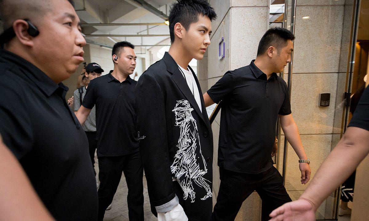 北京警方:吴某凡因涉嫌强奸罪,已被依法刑事拘留
