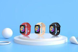 山寨版苹果WatchSeries7仿冒品已经在中国销售