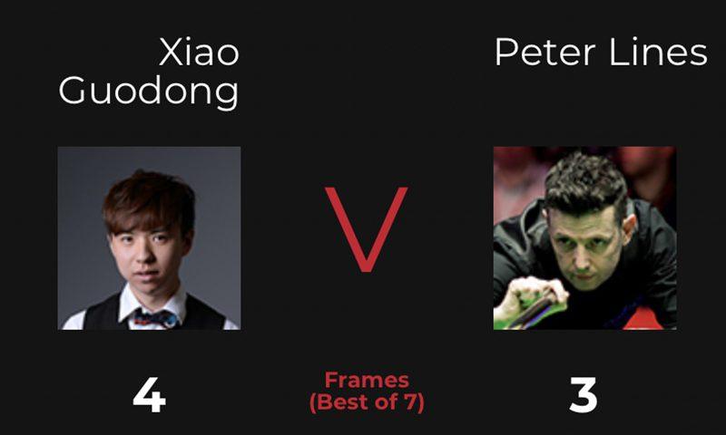 赢球后遭英国对手辱骂,中国斯诺克选手肖国栋:不惹事但绝不怕事