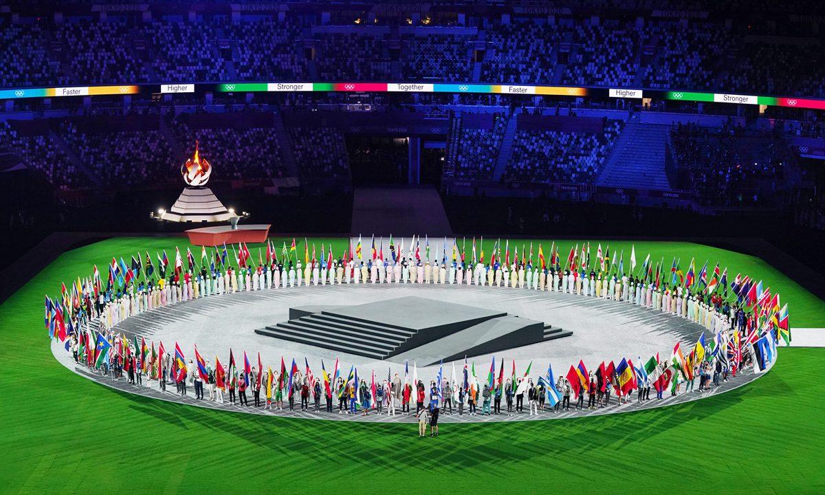 38金32银18铜 中国代表团以完美表现结束东京奥运会征程,追平境外奥运会最好战绩