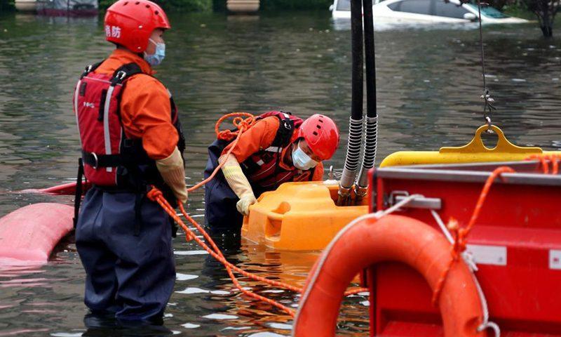 本轮强降雨致河南南召县1死1伤2失踪,叶县一高中3000师生被困,南阳8000人紧急转移!