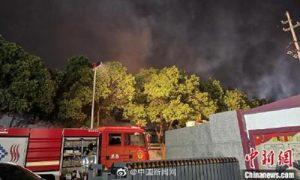 浙江嘉善一工厂发生火灾致6人死亡,企业负责人已被警方控制