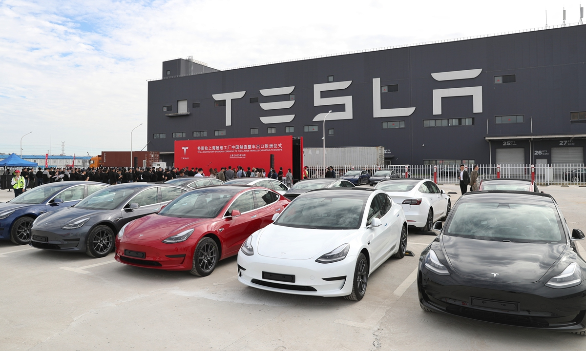 Tesla records best sales in China in August